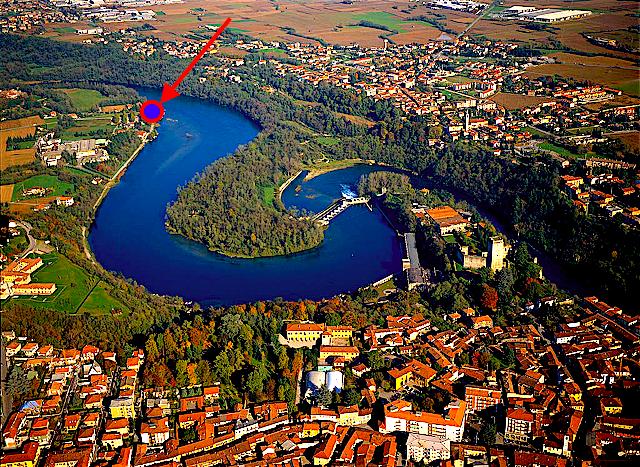 Beautiful Ristorante La Terrazza Trezzo Sull Adda Ideas - Idee ...